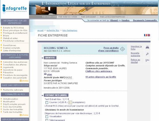 Initiation A L Analyse Financiere Ou Trouver Les Donnees